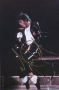 "BAD Tour ""Billie Jean"" Photo Signed By Michael (1988)"