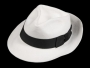 "BAD Tour ""Smooth Criminal"" Stage Worn White Fedora *Hartford Civic Arena April 1st* (1988)"