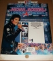 "BAD ""Win A Trip To Michael Jackson's London Concert"" Large Store Display (USA)"
