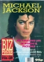 BIZ POSTER MAGAZINE: MICHAEL JACKSON  1987 (UK)