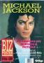 BIZ POSTER MAGAZINE: MICHAEL JACKSON  1987 (UK)