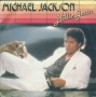 "Billie Jean Commercial 7"" Single (France)"