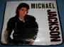 """Michael Jackson """"BAD"""" Plastic Totebag (Europe)"""