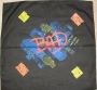 BAD Tour '88  Official Bandana (USA)