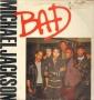 "Bad (5 Mixes) Commercial 12"" Single (Brazil)"