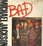 "Bad (5 Mixes) Commercial 12"" Single (Brazil)"