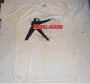 Bad Australian Tour '87 Crew White T-Shirt (Australia)