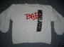 Bad Australian Tour '87 Crew White Sweatshirt (Australia)