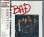 Bad (5 Mixes) CD Single (Japan)