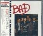 Bad (5 Mixes) CD Single (Japan)