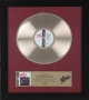 Bad Epic Records Award For The Sale Of 500,000 Copies Of The Album (USA)