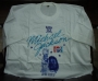 Bad Japan Tour '87 Pepsi White T-Shirt (Japan)