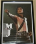 Bad Tour Japan 1987 Commercial Poster *Anabas* (UK)