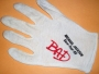 Bad Tour 1988 Promo Cotton Glove (Germany)