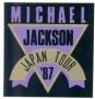 Bad Tour '87 Promo Sticker (Japan)