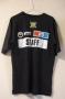 Bad Tour '87 'Staff' Black T-shirt  (Japan)