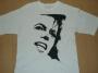 Bad Tour '88 Official White 'Michael's Face' T-shirt (Japan)