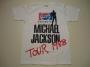 Bad Tour '88 Pepsi Promo White T-shirt (Japan)