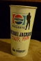 Bad Tour '88 Pepsi Paper Cup - Wembley Stadium/London (UK)
