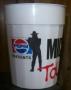 Bad Tour '88 Plastic Cup (USA)