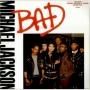"Bad Limited Edition Red Vinyl 12"" Single (UK)"
