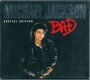 """Bad """"Special Edition"""" Commercial CD Album (USA)"""