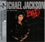 Bad *Special Edition* Commercial CD Album (2009) (Taiwan)