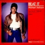 "Beat It Commercial 7"" Single (Japan)"