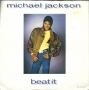 "Beat It Commercial 7"" Single (UK)"