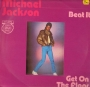 "Beat It Commercial 12"" Single (Holland)"