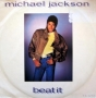 "Beat It Commercial 12"" Single (UK)"