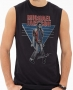 Beat It Official *Forever 21* Black Men Muscle T-Shirt (USA)