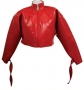 Beat It Custom Made Red Vinyl Jacket (1984)