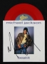 Beat It Red Vinyl Single Record Signed By Michael (1983)