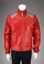 Beat It Replica Jacket Signed By Michael Jackson #2 (1983)