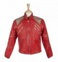 Beat It Replica Jacket Signed By Michael Jackson #4 (1983)