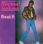 "Beat It Commercial 7"" Single (Holland)"