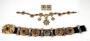 Belt And Necklace Set (1987)