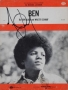 Ben Signed Sheet Music (1972)