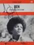 Ben Signed Sheet Music (1972)