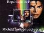 Benin 2009 Michael Jackson Souvenir Stamp Sheet