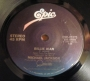 """Billie Jean Commercial 7"""" Single *One Sided Record* (USA)"""