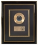 Billie Jean Gold RIAA Award *Presented To Michael* (1983)