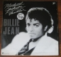 "Billie Jean Promo 2 Track 12"" Single (Japan)"