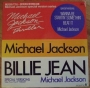 "Billie Jean Promo 12"" Flat Display (Japan)"
