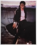 Billie Jean Video Photograph Signed By Michael (1983)