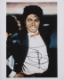 Billie Jean Video Photograph Signed By Michael *Closeup* (1983)