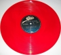 """Billy Jean/Largate (Beat It) Limited Edition 12"""" Single *Red Vinyl* (Mexico)"""