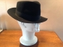 Black Fedora Hat From 1995 Sotheby's Auction