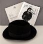 Black Fedora Personally Owned By Michael (1990)